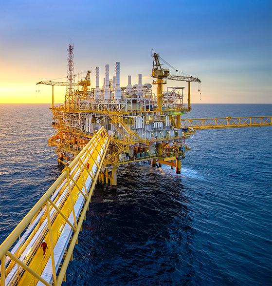 Oil y gas