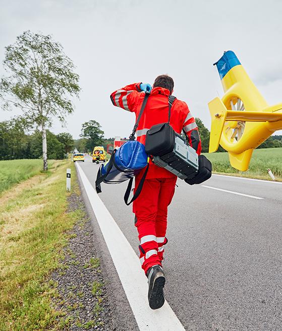 Servicios de rescate y emergencia