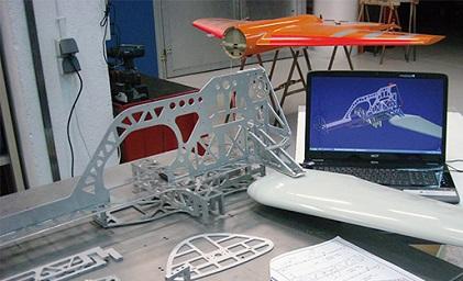 Diseño fabricación e integración