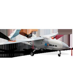 UAVS avión
