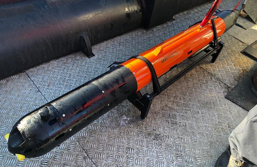 Inspección submarina oil y gas galería