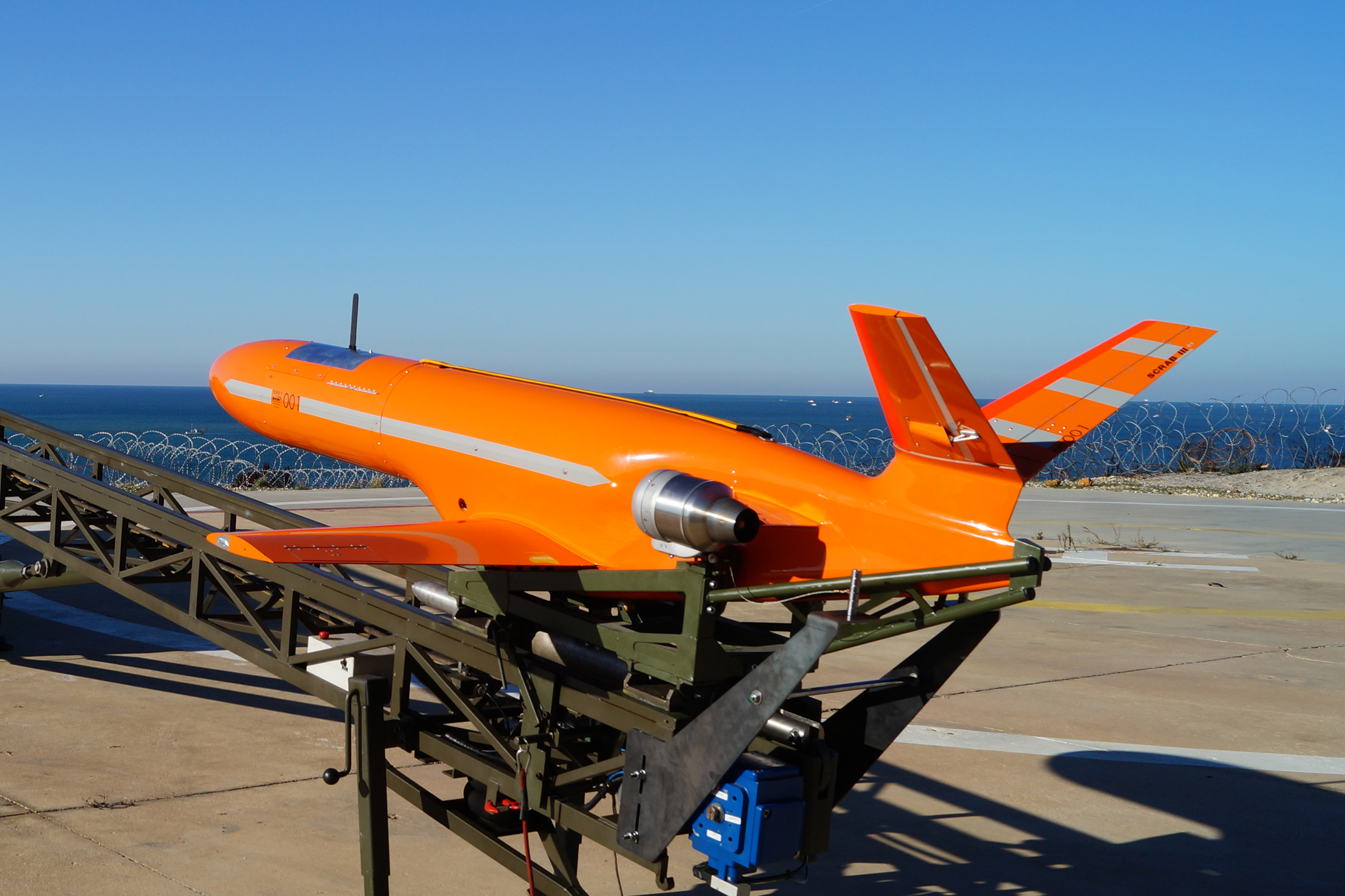 SCR-everis-ads-to-present-new-aerial-target-drone-SCRAB-III-FEINDEF