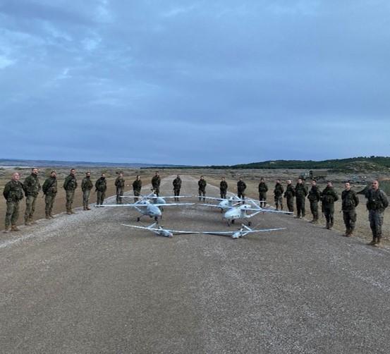 uas-atlantic-toro-exercise-2019-spanish-army-highlight
