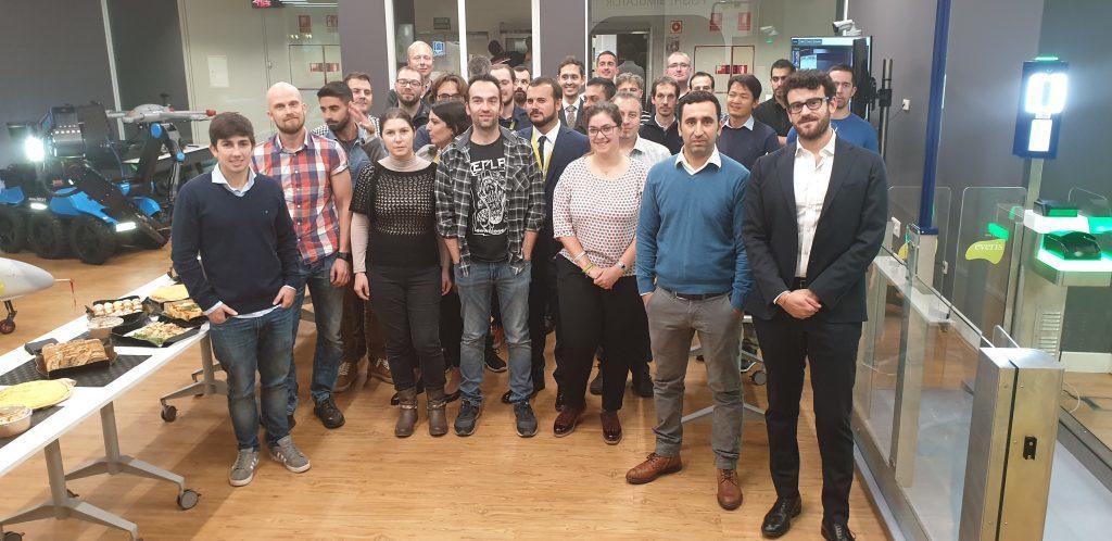 reunion-tecnica-celebrada-en-las-oficinas-de-everis-en-madrid