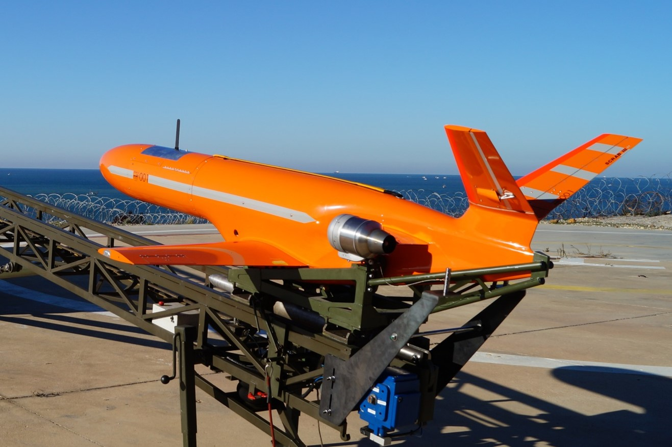 highlight-post-SCR will supply aerial targets to the Spanish Navy